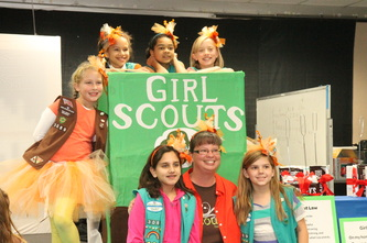 closing   girl scouts san diego cookie kick off 2013